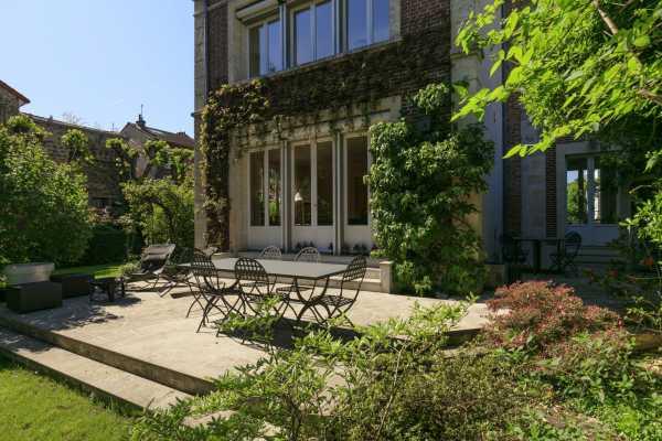 Maison Asni�res-sur-Seine  -  ref 2592673 (picture 3)