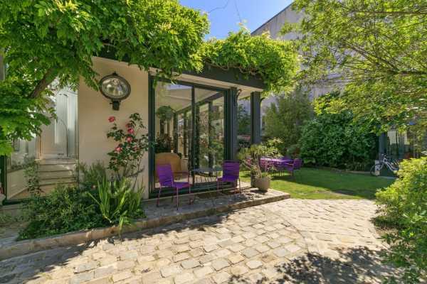 House Asnières-sur-Seine  -  ref 5539613 (picture 2)