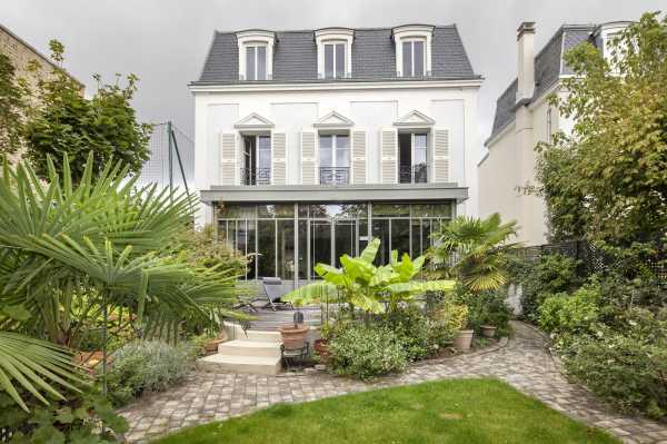 Mansion, Asnières-sur-Seine - Ref 2595875