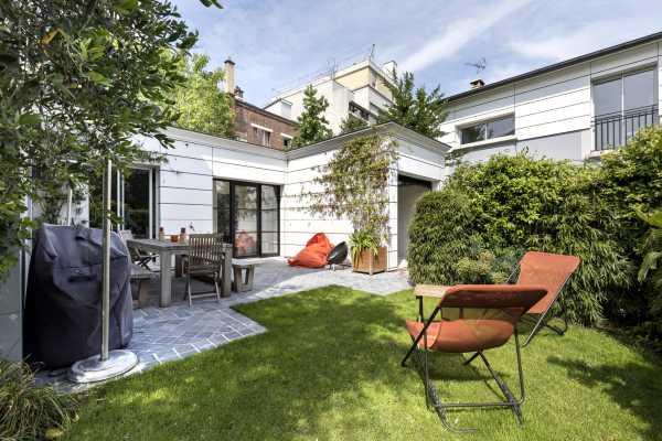 House Asnières-sur-Seine  -  ref 3870823 (picture 2)