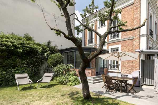 Hôtel particulier Asnières-sur-Seine  -  ref 3971553 (picture 2)