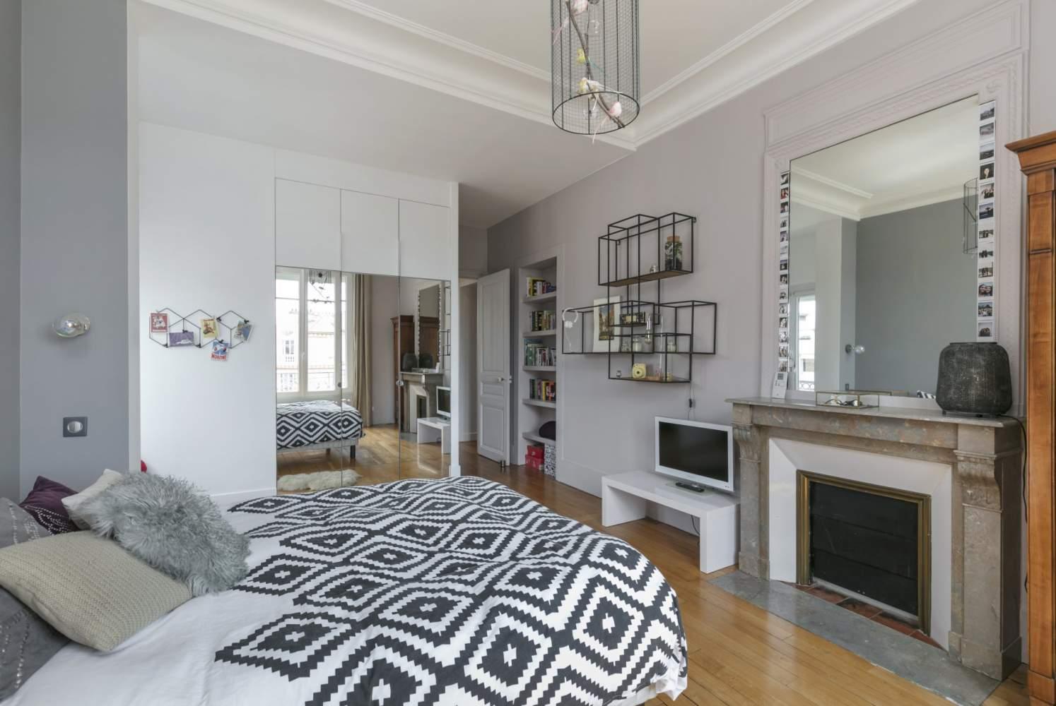 Asnières-sur-Seine  - Apartment 4 Bedrooms - picture 10