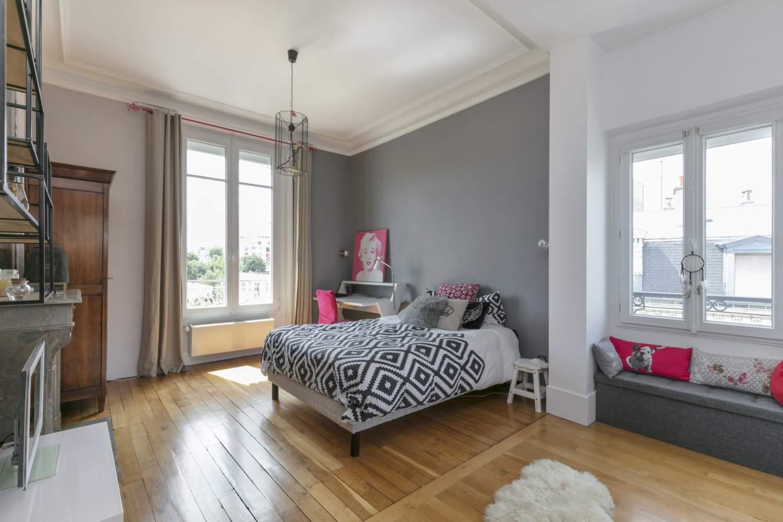 Asnières-sur-Seine  - Piso 6 Cuartos 4 Habitaciones - picture 11