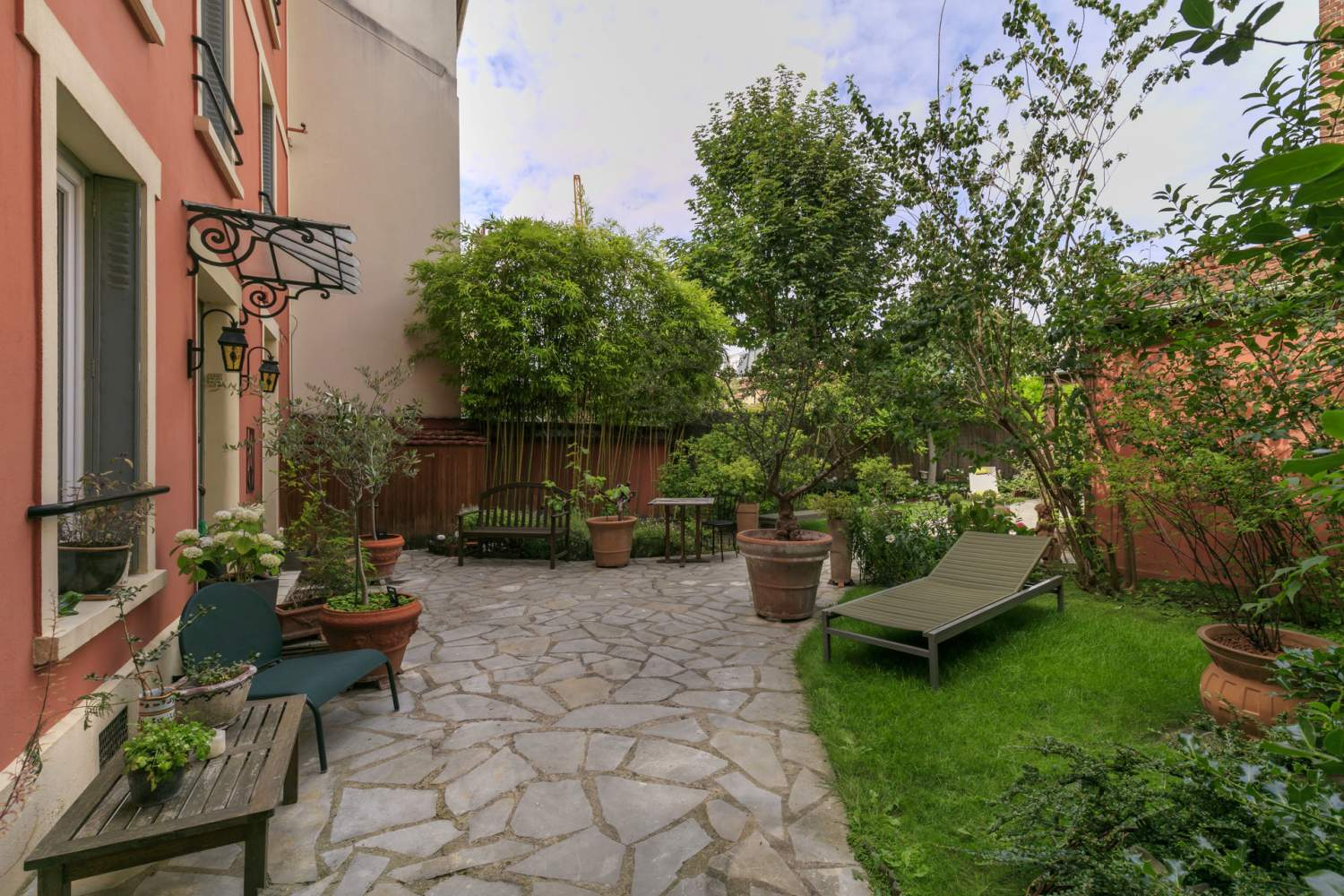 La Garenne-Colombes  - House 4 Bedrooms - picture 2