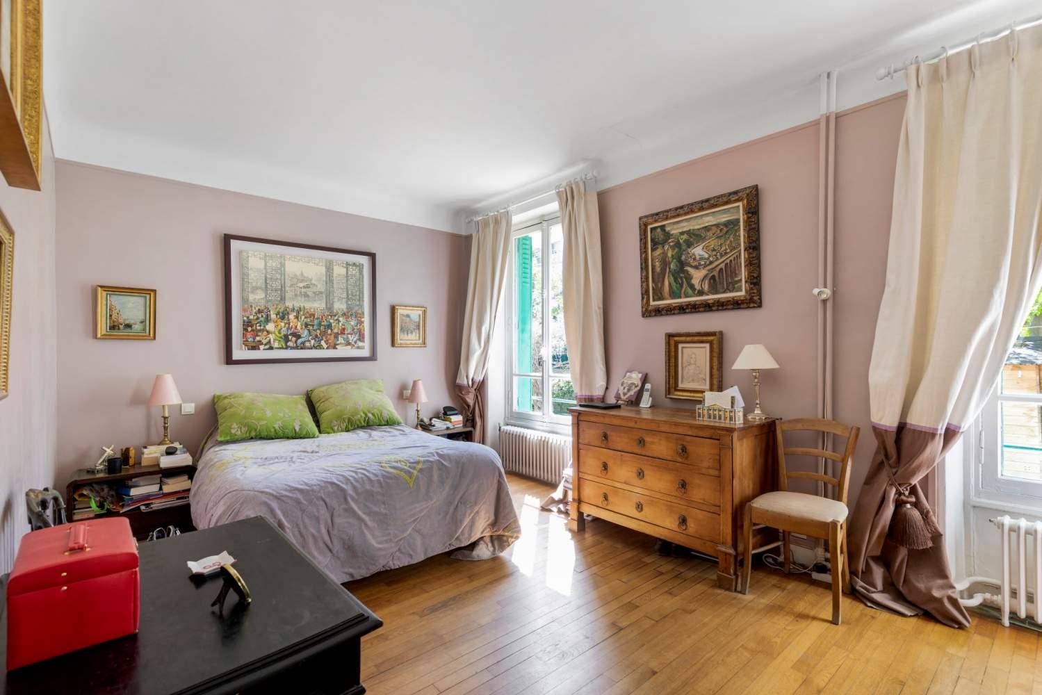 Asnières-sur-Seine  - Maison 8 Pièces 6 Chambres - picture 11