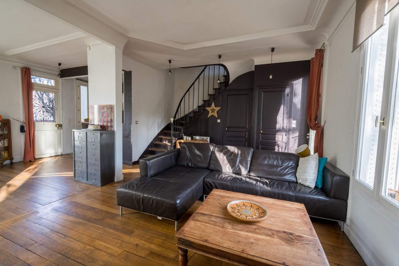 La Garenne-Colombes  - Maison 6 Pièces 4 Chambres - picture 7
