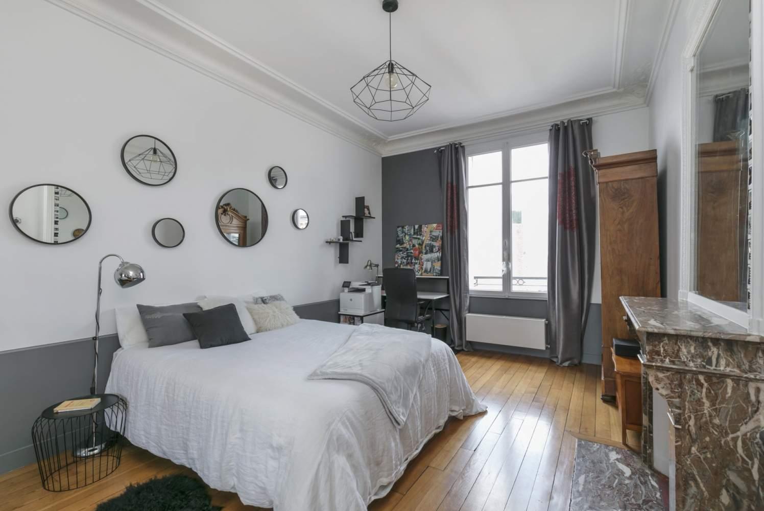 Asnières-sur-Seine  - Apartment 4 Bedrooms - picture 9