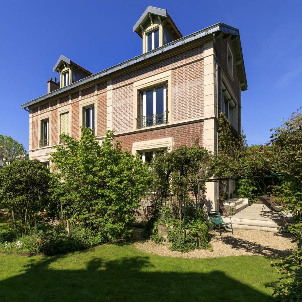 Asnières-sur-Seine  - Maison 9 Pièces 6 Chambres - picture 1