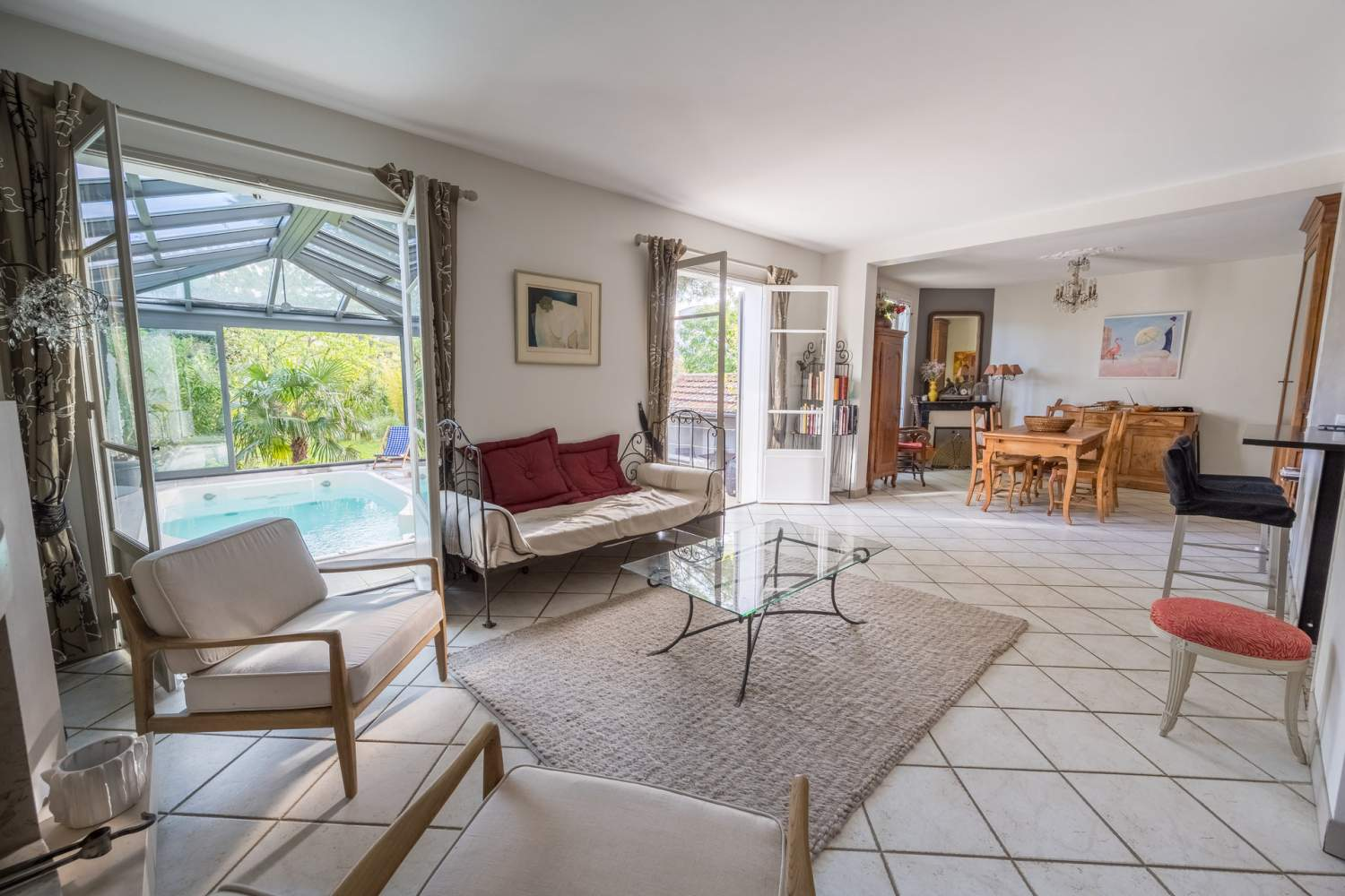 Colombes  - House 5 Bedrooms - picture 4