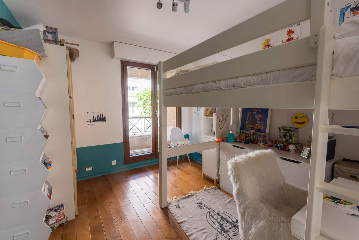 La Garenne-Colombes  - Piso 6 Cuartos 4 Habitaciones - picture 8