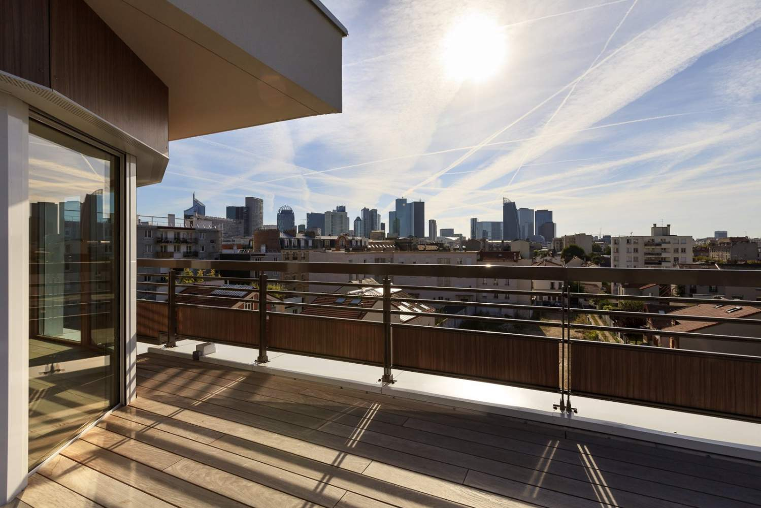 Courbevoie  - Villa on the roof 3 Bedrooms - picture 19