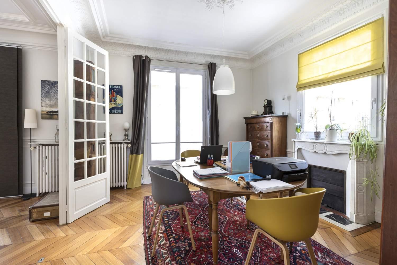 Asnières-sur-Seine  - Hôtel particulier 9 Pièces 6 Chambres - picture 7
