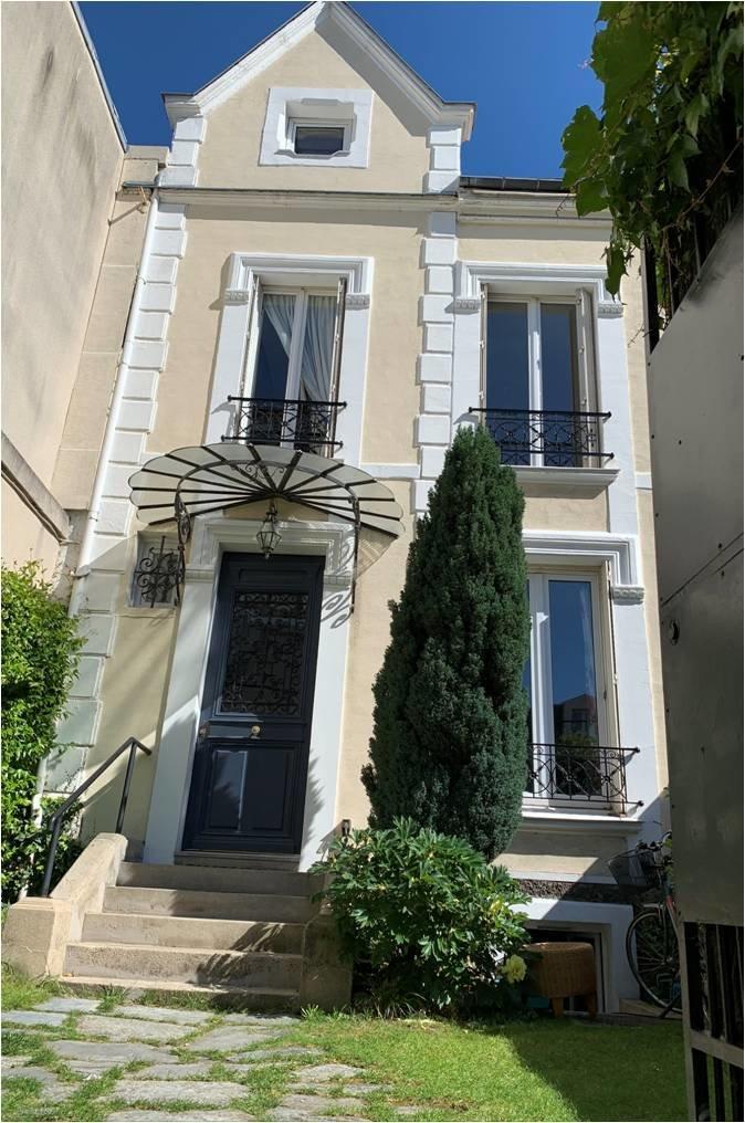 Asnières-sur-Seine  - Casa 5 Cuartos 4 Habitaciones - picture 1