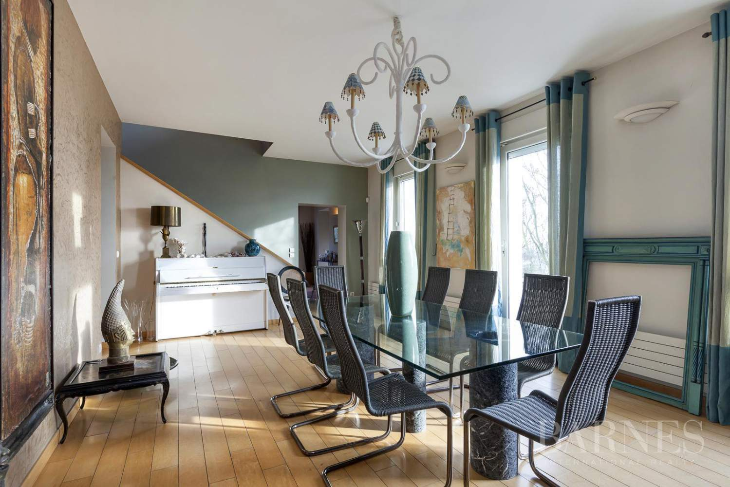 Suresnes  - House 6 Bedrooms - picture 7