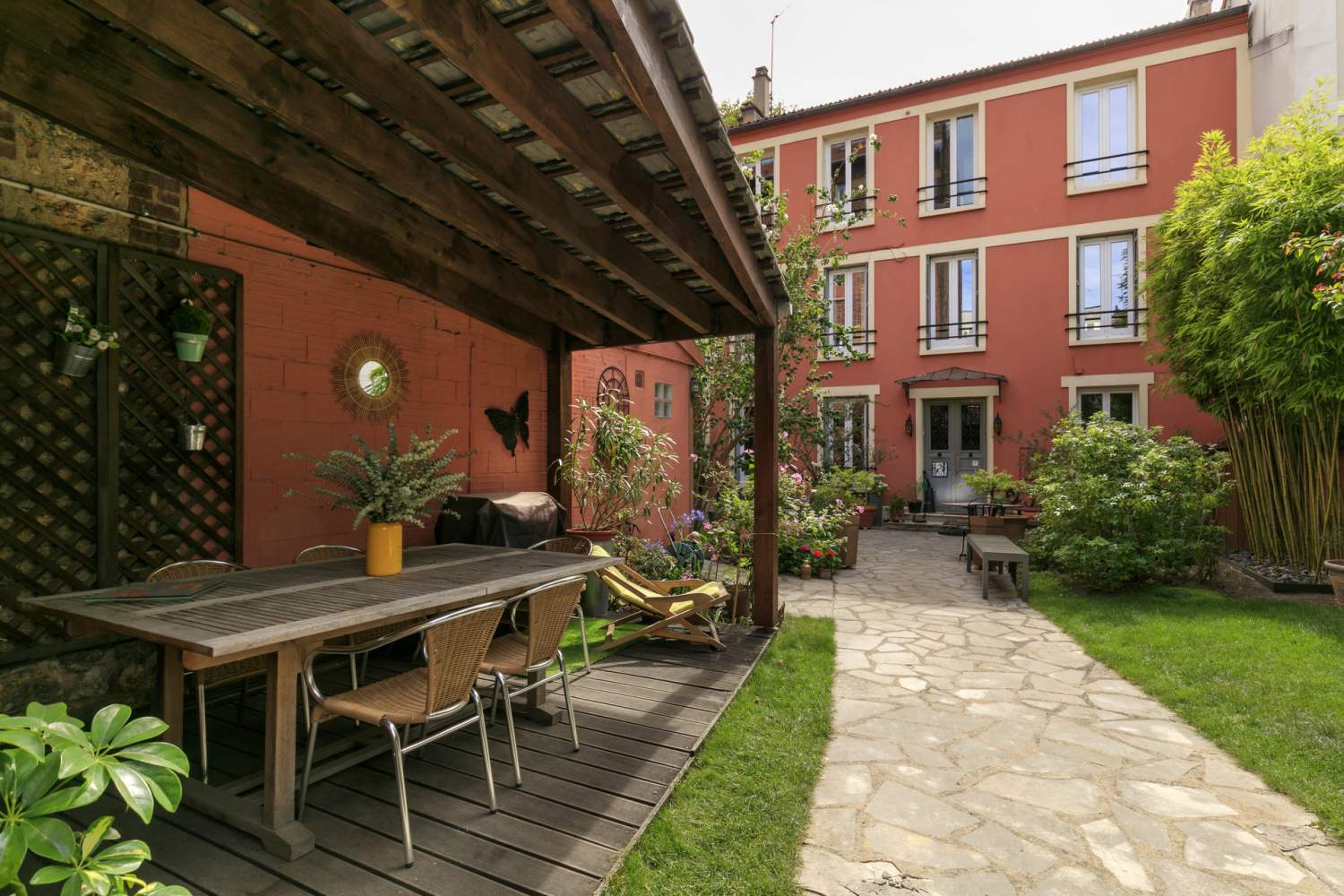 La Garenne-Colombes  - House 4 Bedrooms - picture 14
