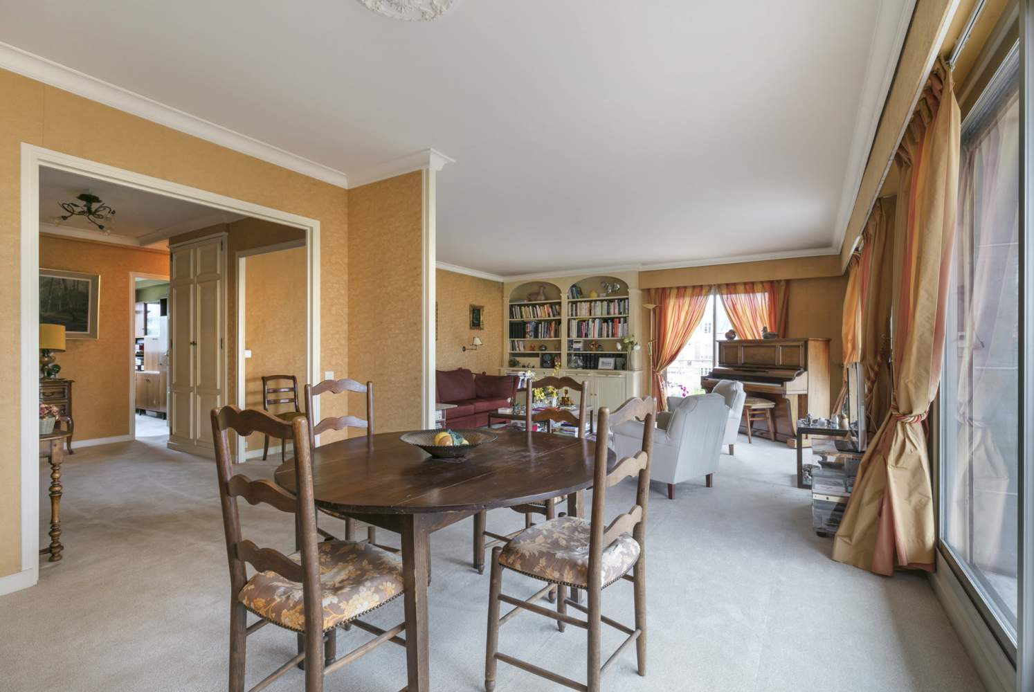 Courbevoie  - Apartment 2 Bedrooms - picture 4