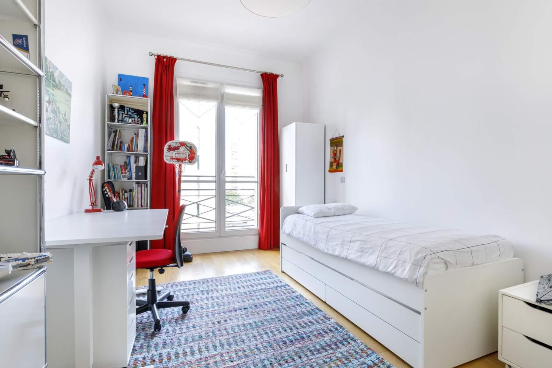 Asnières-sur-Seine  - Piso 6 Cuartos 3 Habitaciones - picture 11