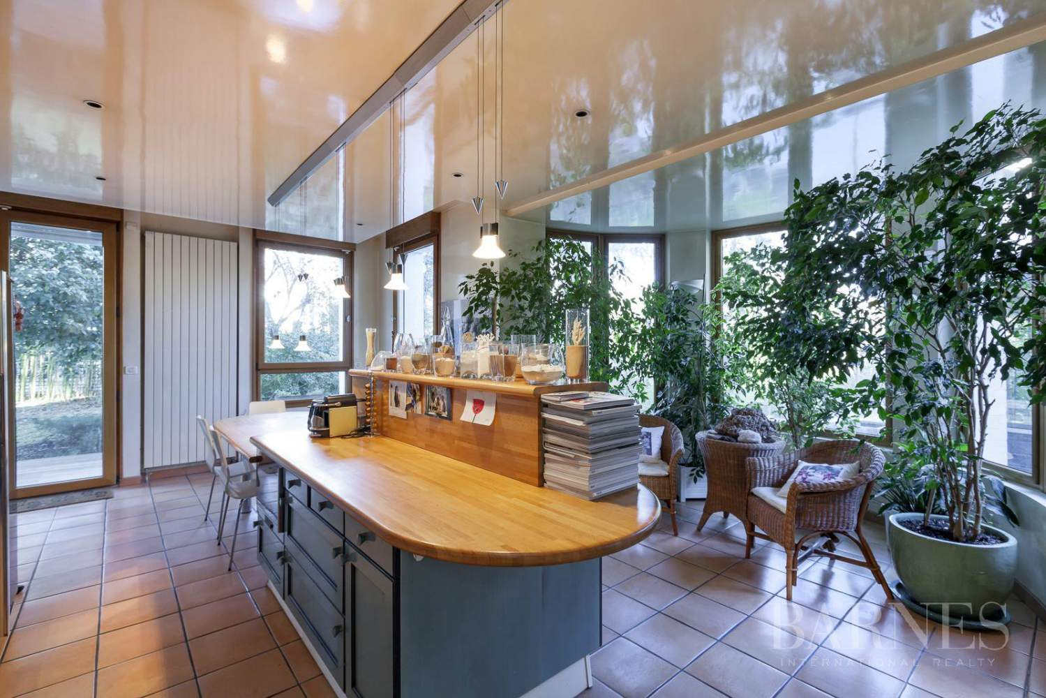 Suresnes  - Casa 12 Cuartos 6 Habitaciones - picture 6