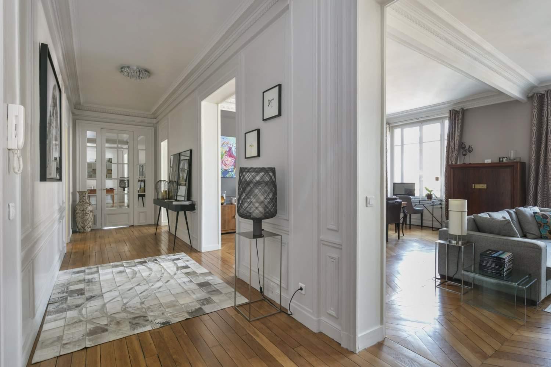 Asnières-sur-Seine  - Apartment 4 Bedrooms - picture 1