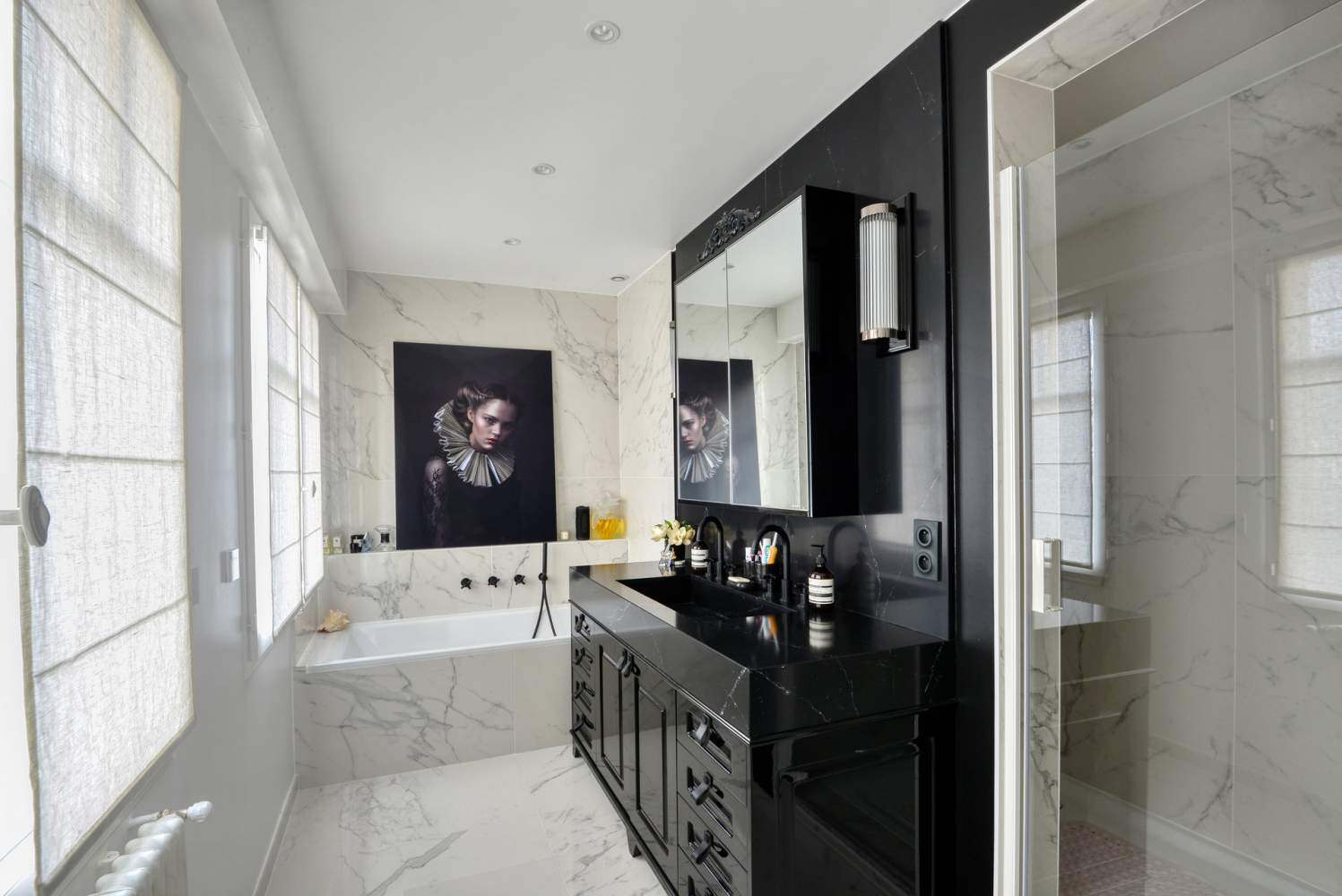 Courbevoie  - House 6 Bedrooms - picture 9