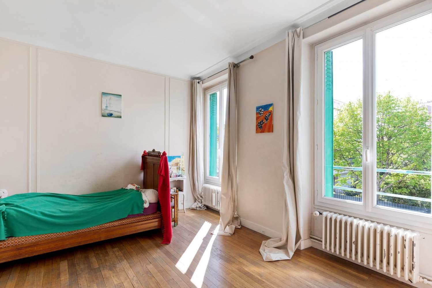 Asnières-sur-Seine  - Maison 8 Pièces 6 Chambres - picture 12