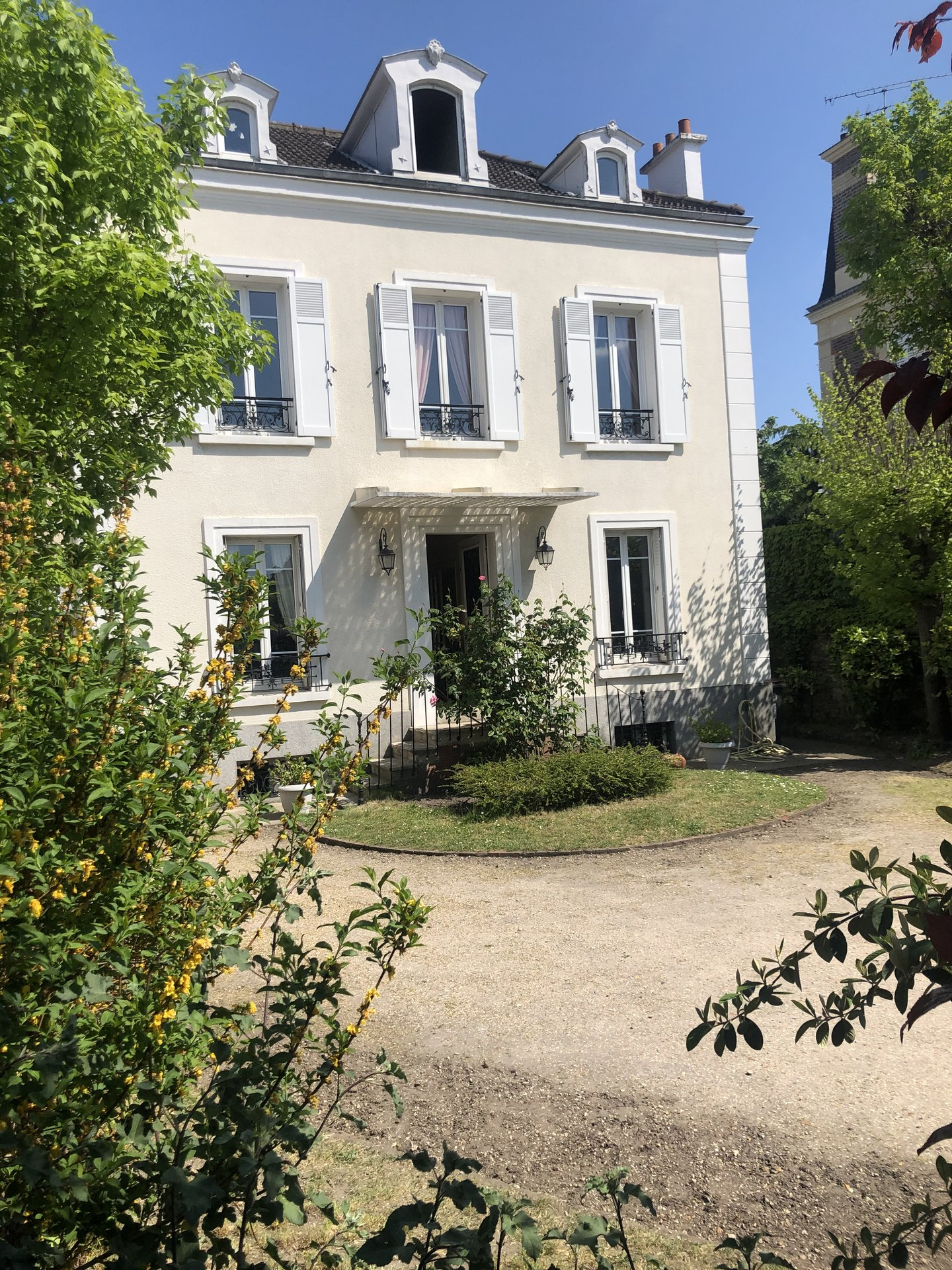 Asnières-sur-Seine  - Maison 10 Pièces 5 Chambres - picture 18