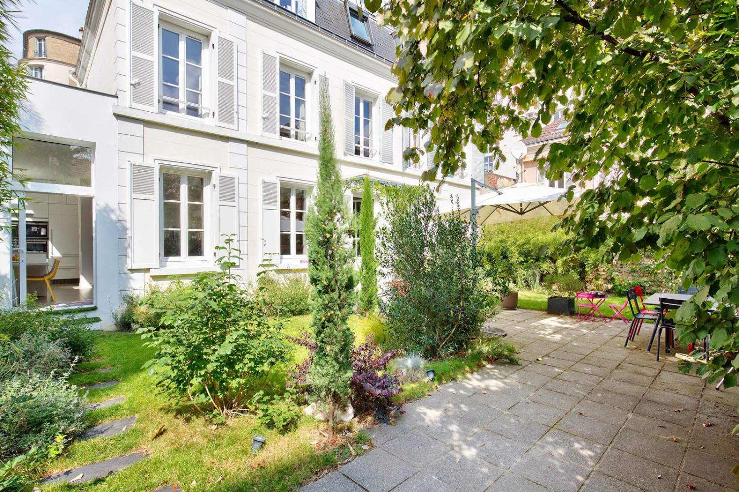 Courbevoie  - House 5 Bedrooms - picture 1