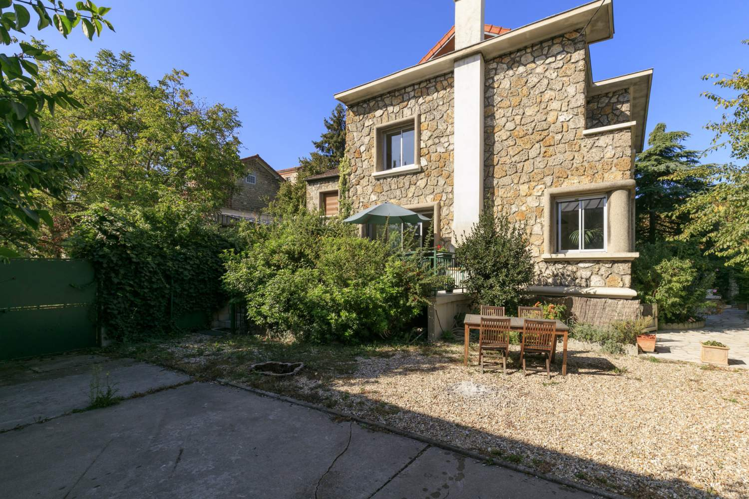 Colombes  - House 4 Bedrooms - picture 1