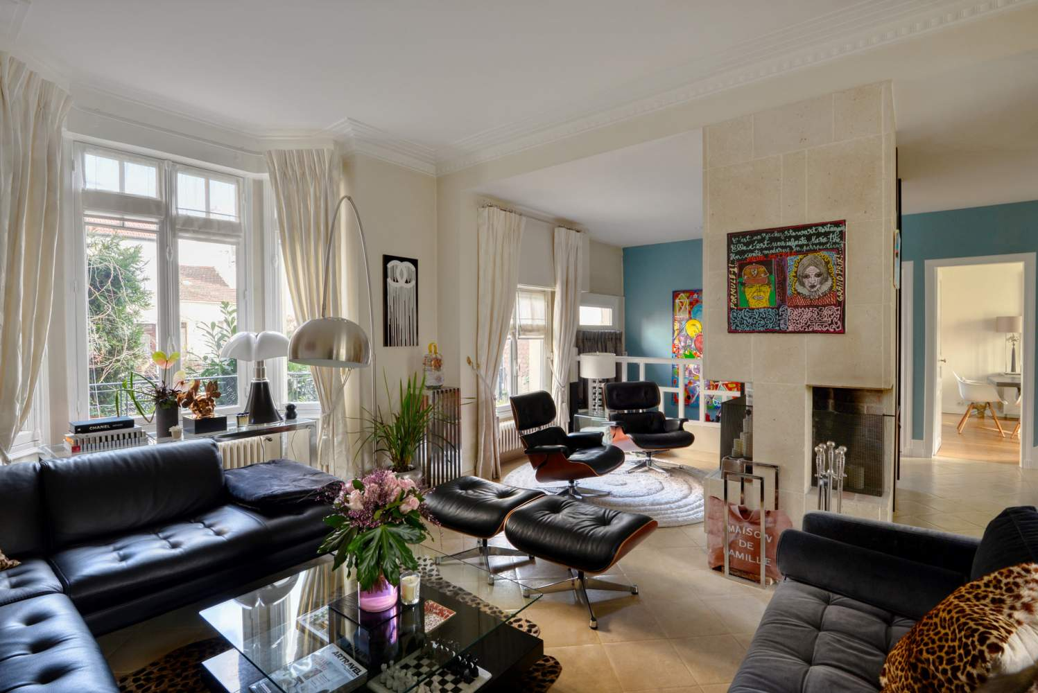 Courbevoie  - House 6 Bedrooms - picture 3