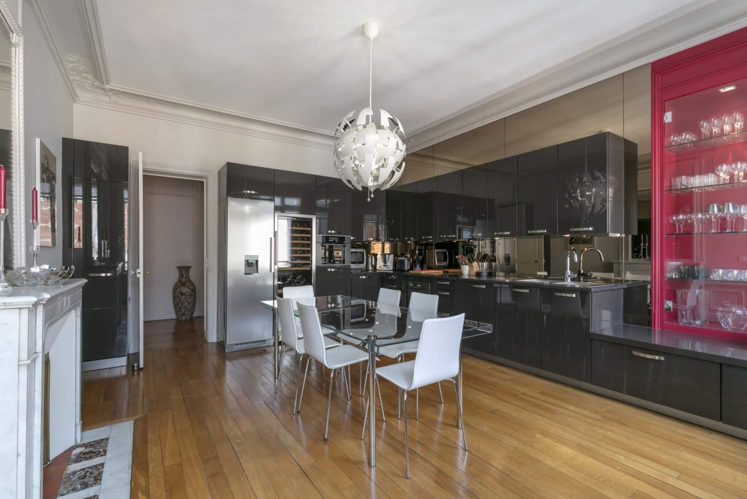 Asnières-sur-Seine  - Apartment 4 Bedrooms - picture 4