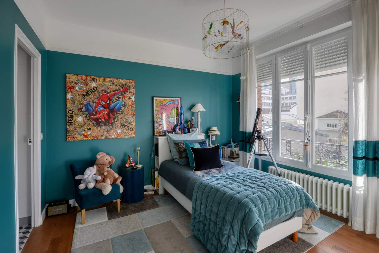 Courbevoie  - House 6 Bedrooms - picture 19