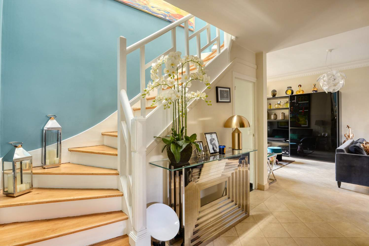 Courbevoie  - House 6 Bedrooms - picture 1