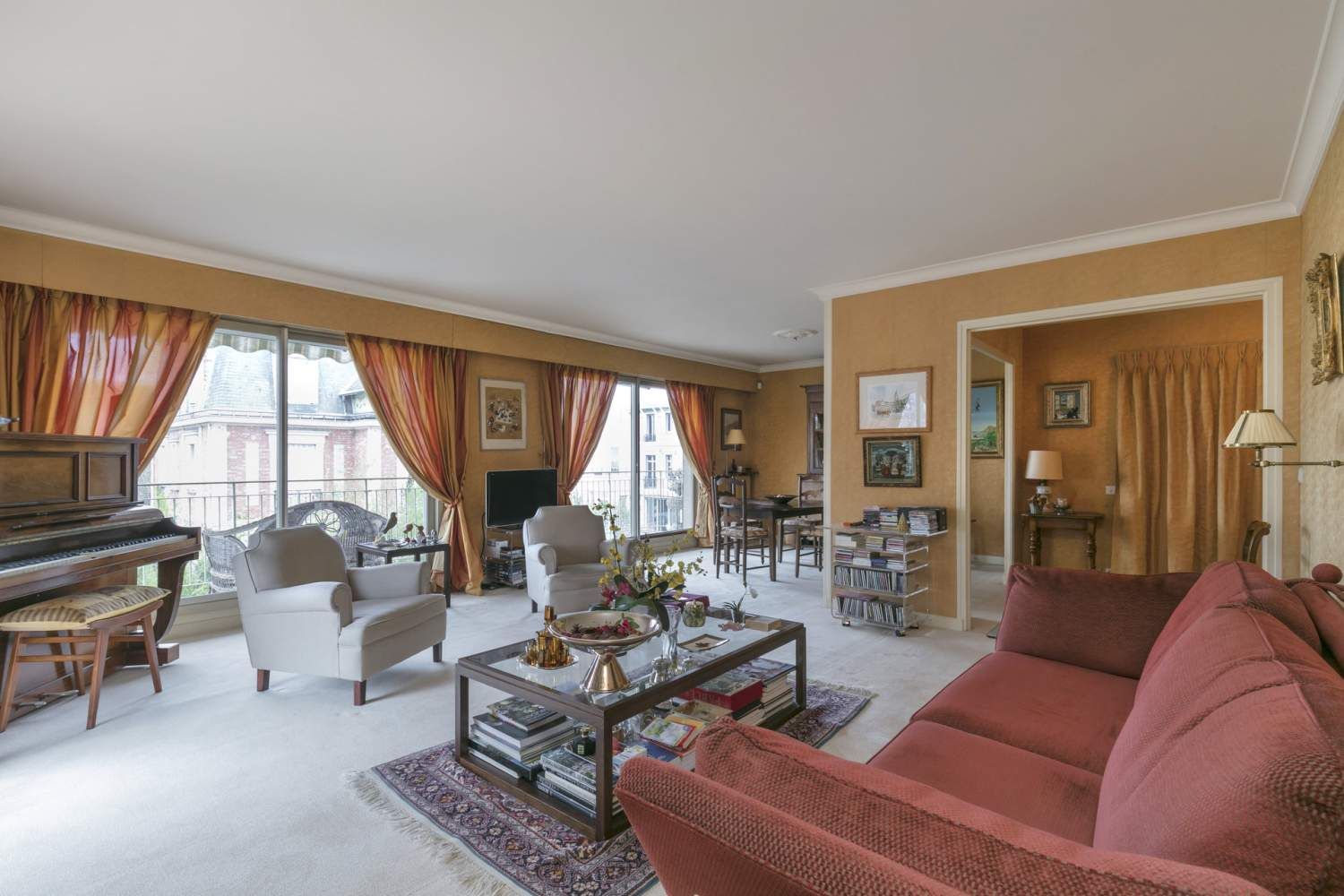 Courbevoie  - Apartment 2 Bedrooms - picture 1