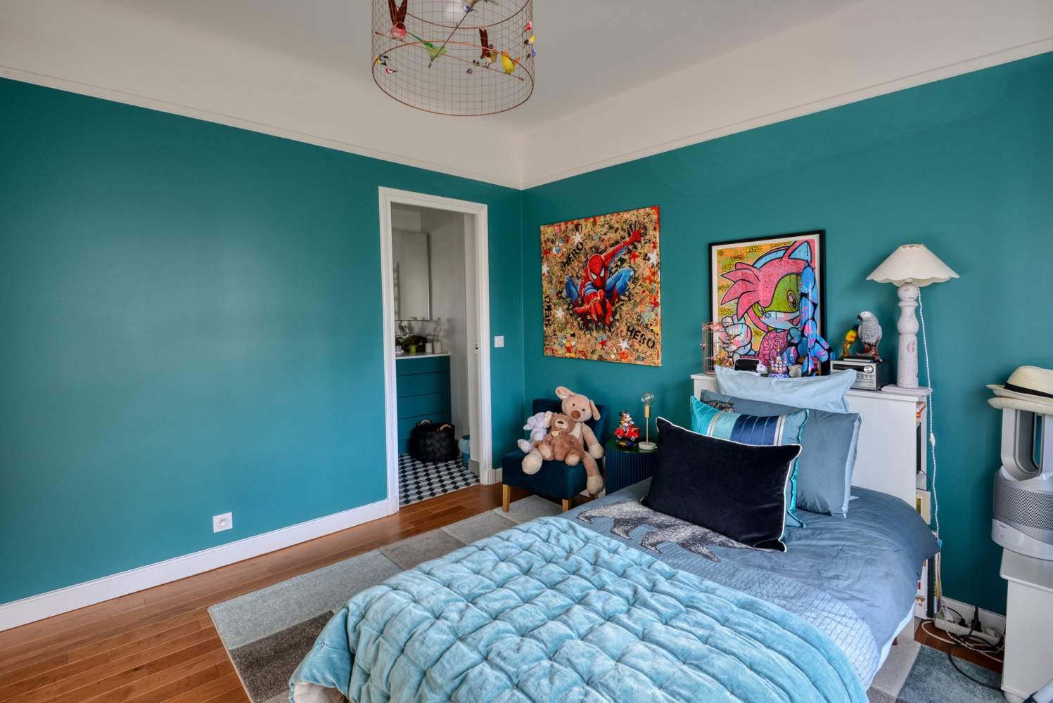 Courbevoie  - House 6 Bedrooms - picture 11