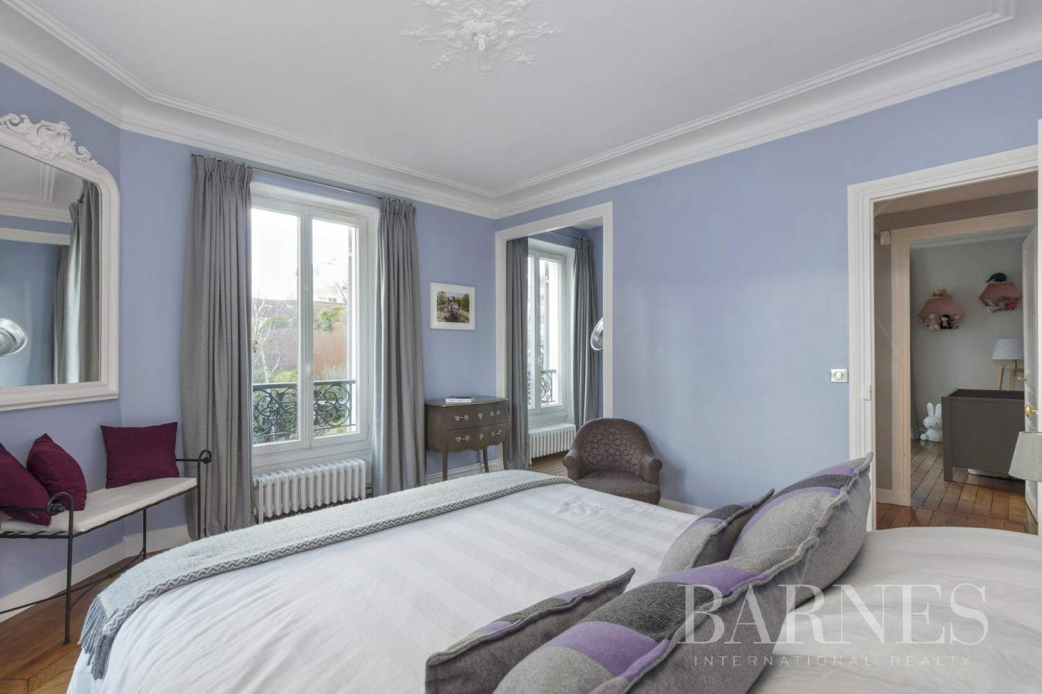 Asnières-sur-Seine  - Mansion 5 Bedrooms - picture 18