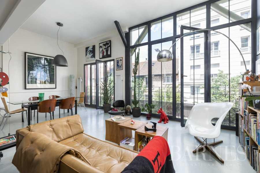 Montrouge  - Duplex 4 Pièces 2 Chambres