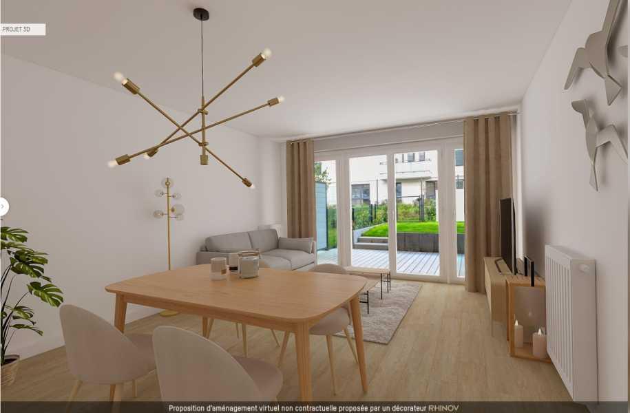 Garches  - Appartement 4 Pièces 3 Chambres