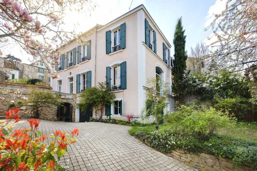 Sèvres  - Casa 8 Cuartos 5 Habitaciones