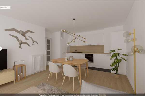 Apartment Garches  -  ref 4432287 (picture 2)