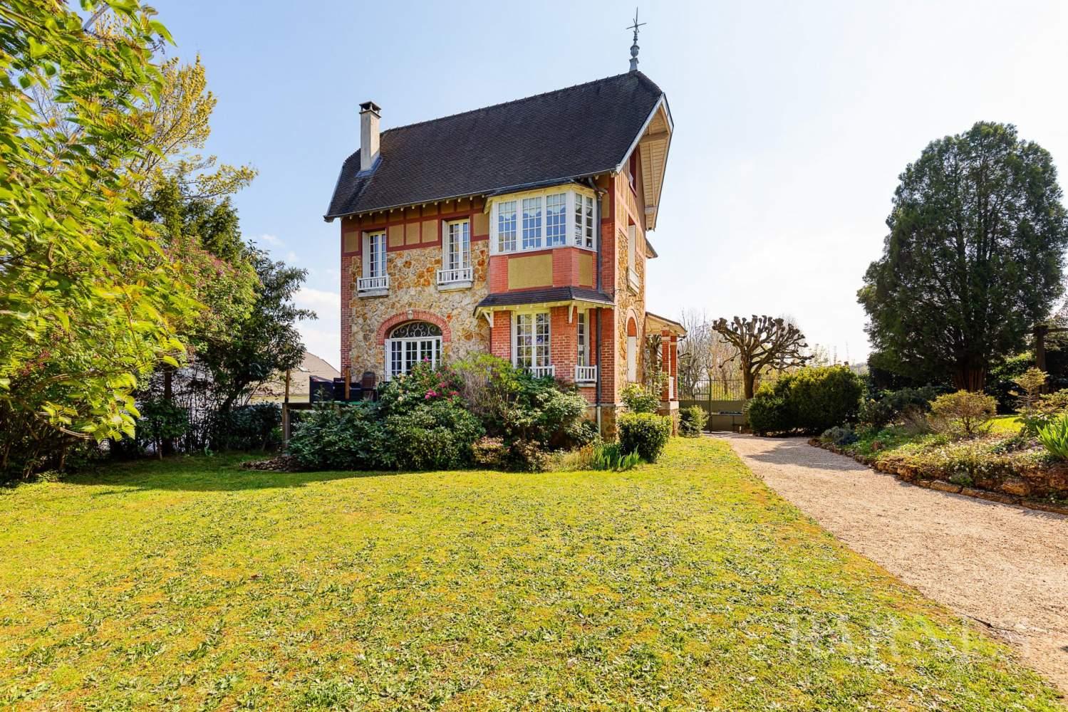 Marnes-la-Coquette  - Casa 9 Cuartos 6 Habitaciones - picture 3