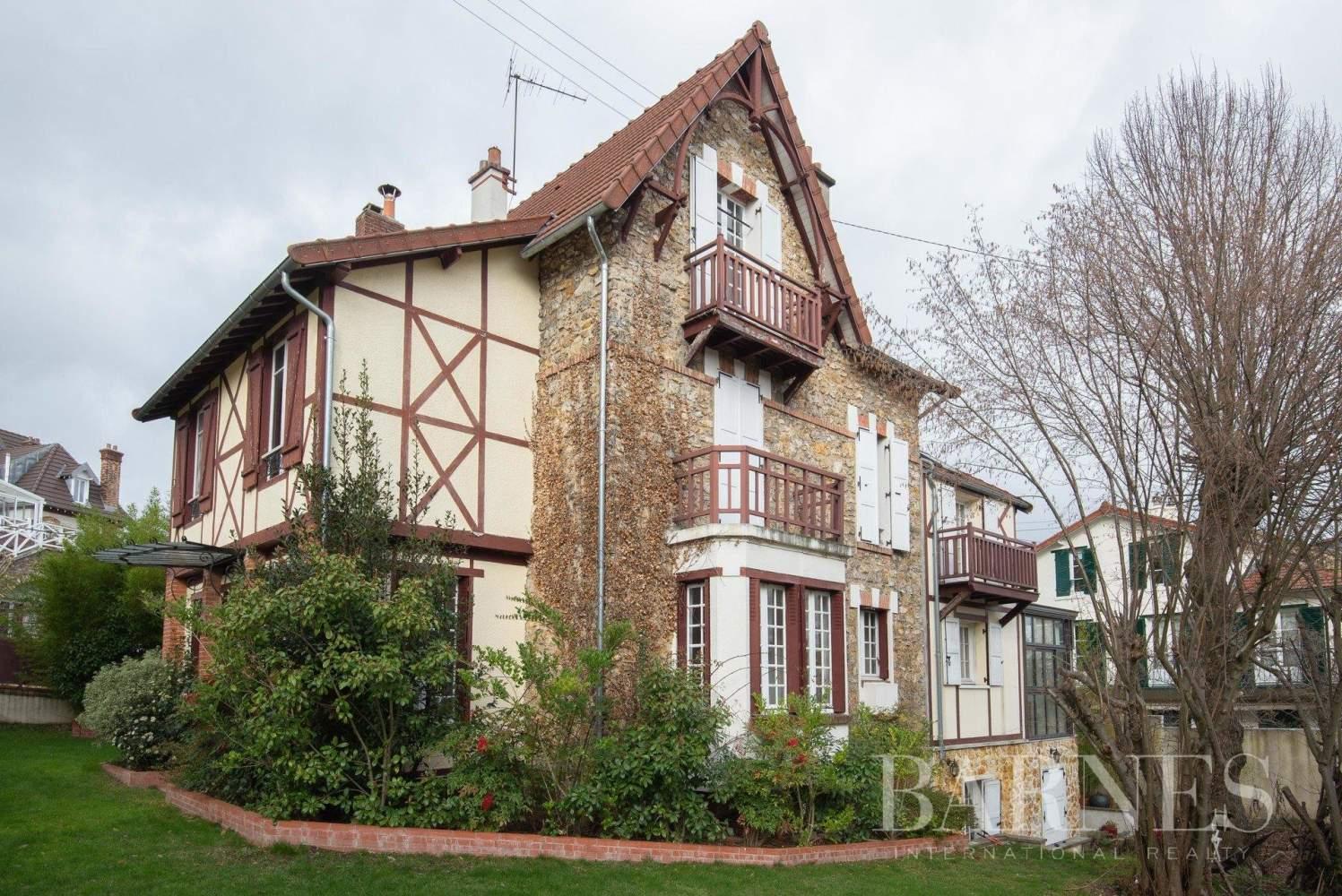 Meudon  - Casa 10 Cuartos 5 Habitaciones - picture 1