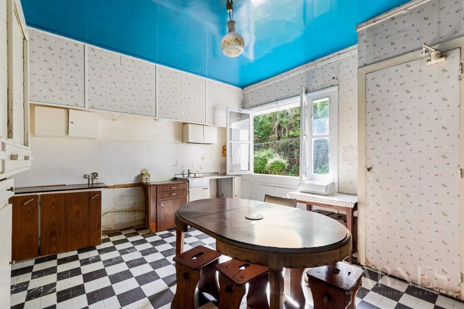 Saint-Cloud Montretout, maison 1930 de 286 m² habitables sur terrain sud 792 m² picture 10