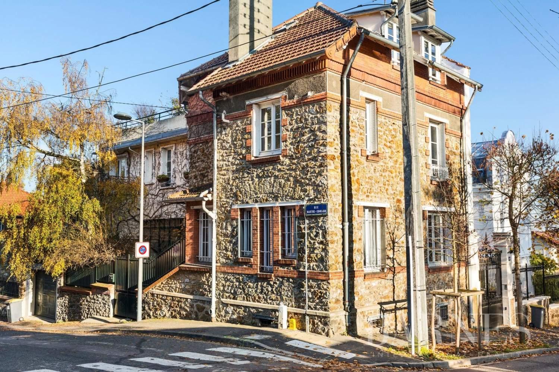 Meudon  - Maison de ville 7 Pièces 5 Chambres - picture 1