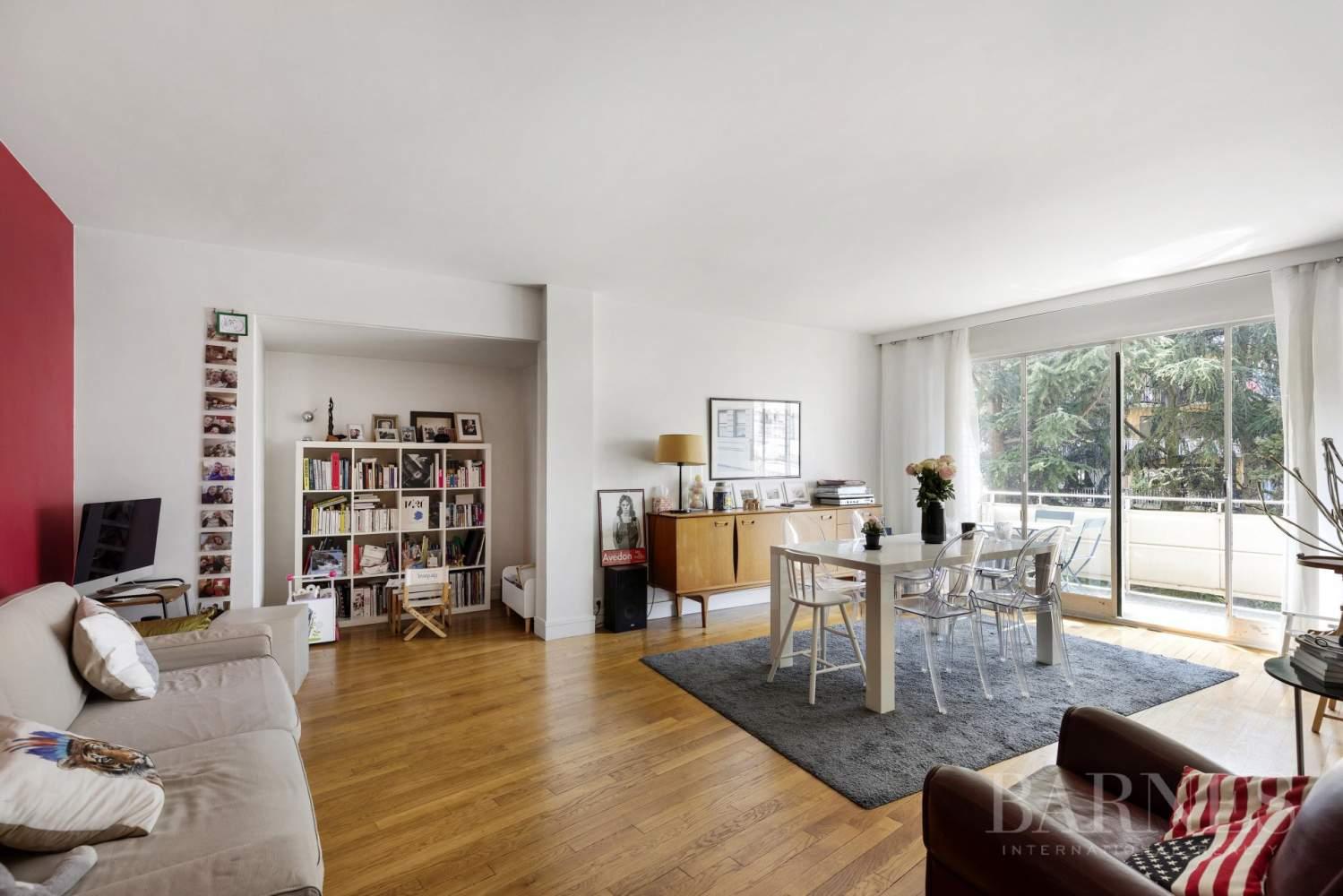 Saint-Cloud  - Appartement 5 Pièces 3 Chambres - picture 1