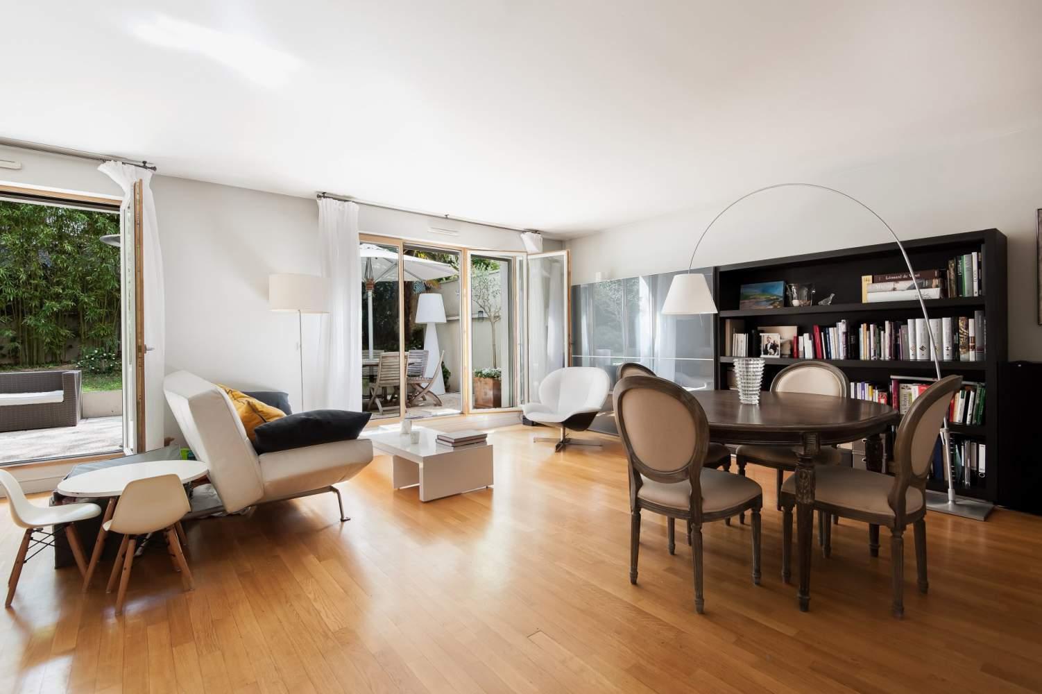 Saint-Cloud  - Appartement 5 Pièces 3 Chambres - picture 2