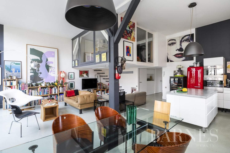 Montrouge  - Duplex 4 Pièces 2 Chambres - picture 1