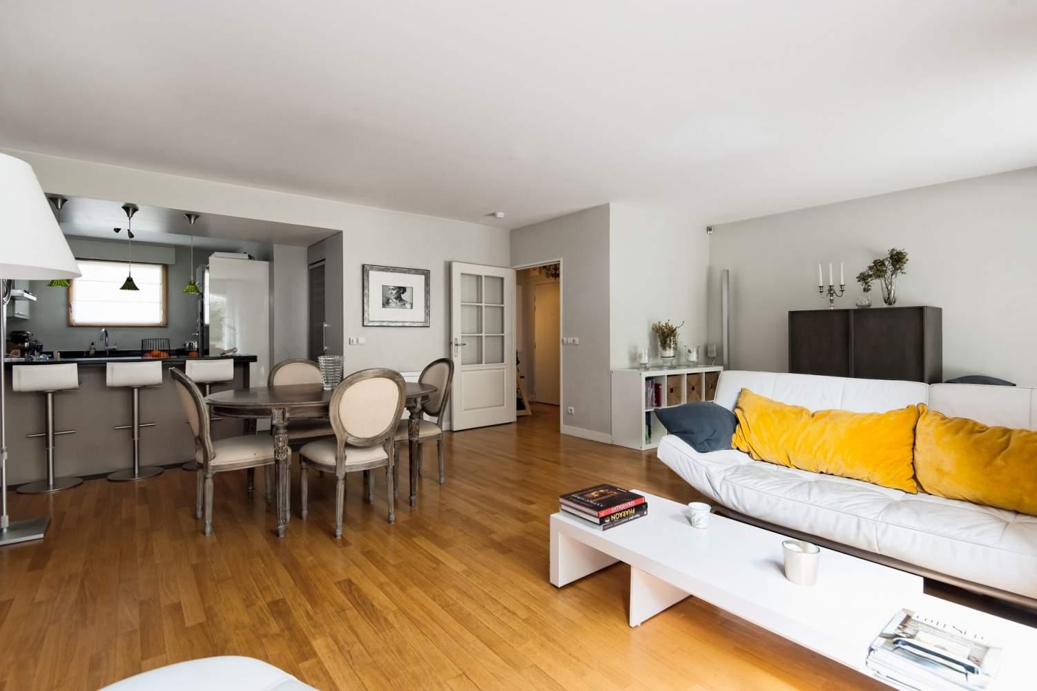 Saint-Cloud  - Appartement 5 Pièces 3 Chambres - picture 6