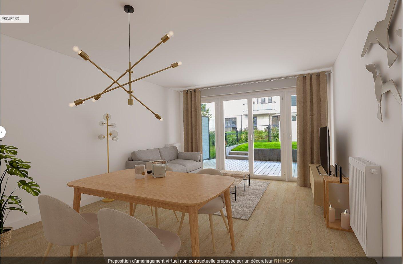 Garches  - Appartement 4 Pièces 3 Chambres - picture 1