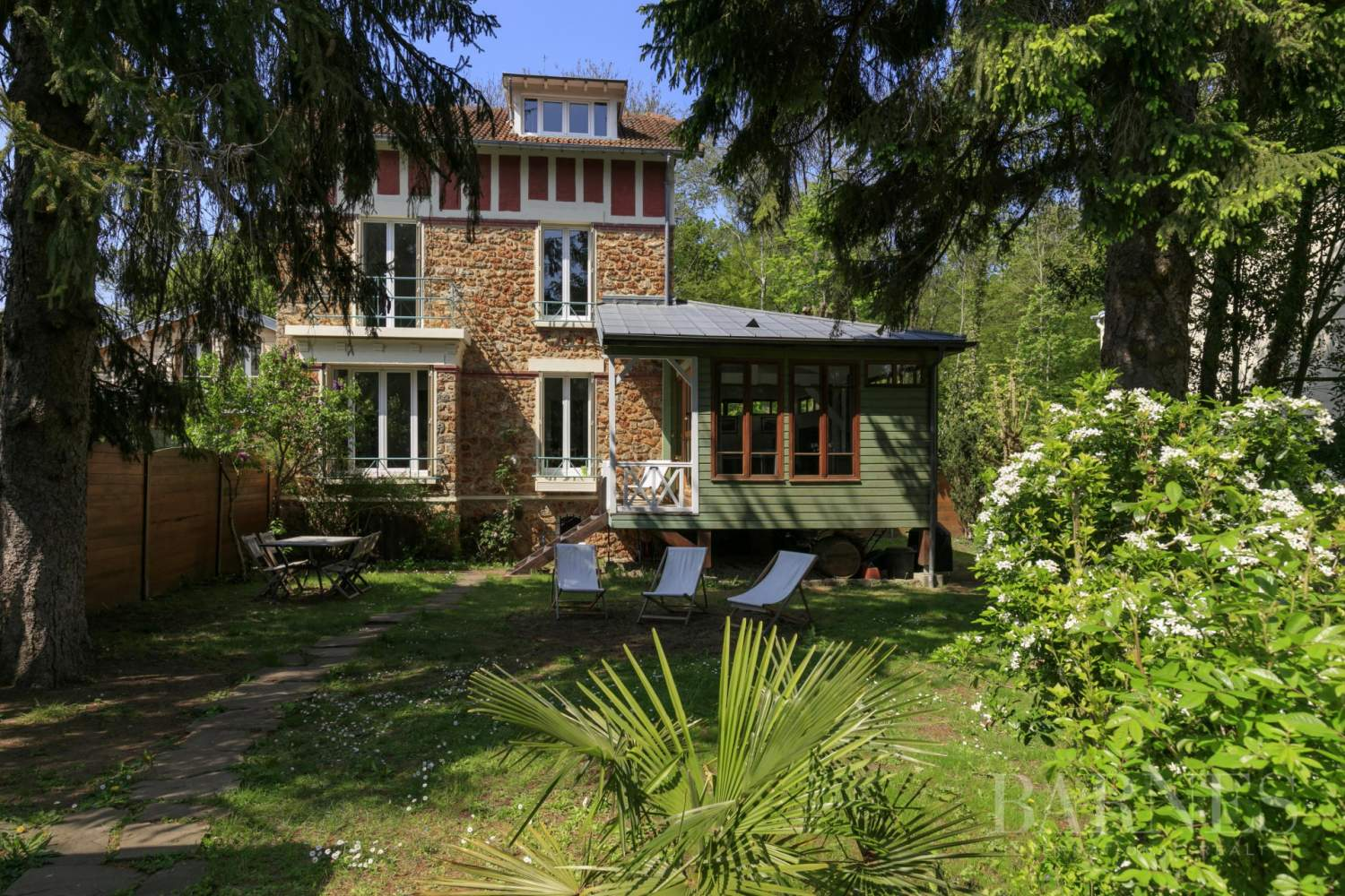 Ville-d'Avray  - House 4 Bedrooms - picture 1