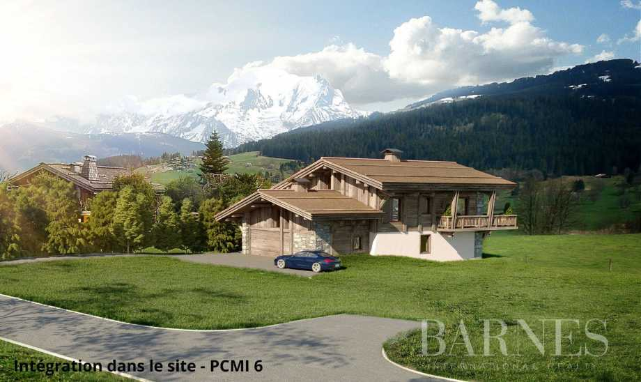 Exclusive to Barnes - Future high chalet facing Mont Blanc picture 10